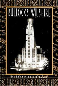 Bullocks Wilshire Book Cover Margaret Leslie Davis